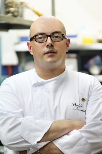 Chef Paride Noviello