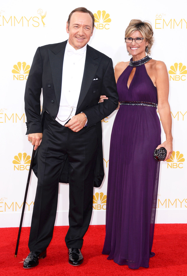 Kevin Spacey, Ashleigh Banfield