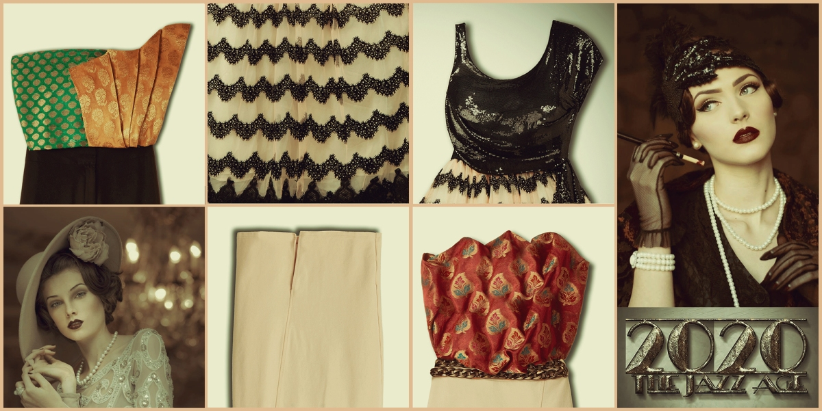 Fabric Styling –Flatlays